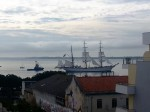 Tall ship leaving town15Out2016