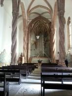 Interior of Igresia de Jesus